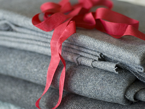 Thrift store wool suiting-papiervalise.typepad