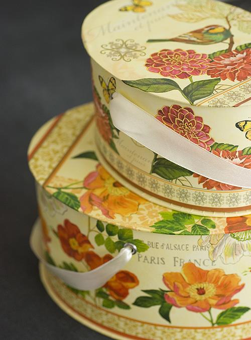 DIY bargain shop box make over 1 papiervalise.typepad.com